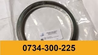 0734-300-225 SEAL RING-MULTI; AXLE OUTPUT