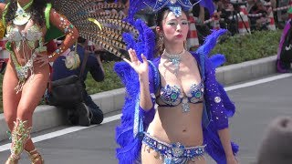 Download Video 【4K】 神戸まつり2018 サンバ KOBECCO ① samba MP3 3GP MP4