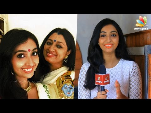 "Uthara Unni: ""Mom is the main reason behind my sister''s success"" 