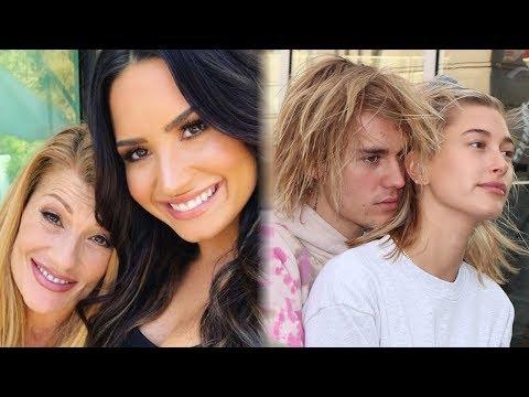 ¡Mamá de Demi Lovato Rompe el Silencio, Bieber Le Llevo Serenata a Hailey!