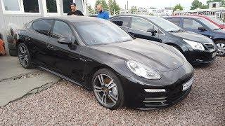 Porsche Panamera с авторынка! Максимальные понты в ограниченном бюджете!
