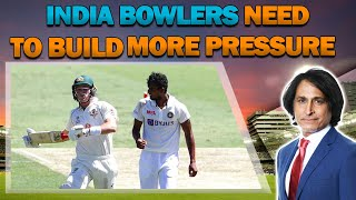 India Bowlers Need to Build More Pressure | Brisbane test Day 1