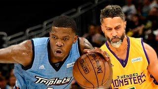 Iso Joe vs Abdul-Rauf INCREDIBLE Duel - MUST WATCH! Week 7, Season 3, BIG3 Basketball