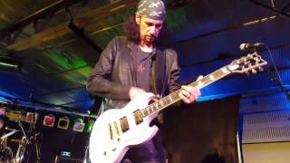 Bruce Kulick with Sisters Doll - Tears are falling