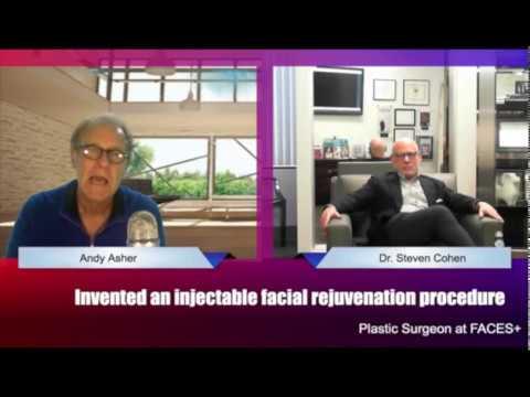 Dr. Steven Cohen - Inventor of an injectable facial rejuvenation procedure
