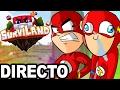 ME TROLLEAN EN DIRECTO Y LO PIERDO TODO. |  SURVILAND 4
