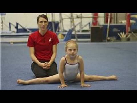 Former gymnast gets stretched