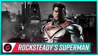 GameByte Gaming News - Rocksteady