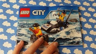 LASTENOHJELMIA SUOMEKSI -  Lego city - Rengaspako setin kasaus
