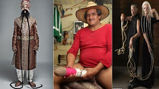 10 Longest body parts in the World 2020 CRAZY!!! | In Record
