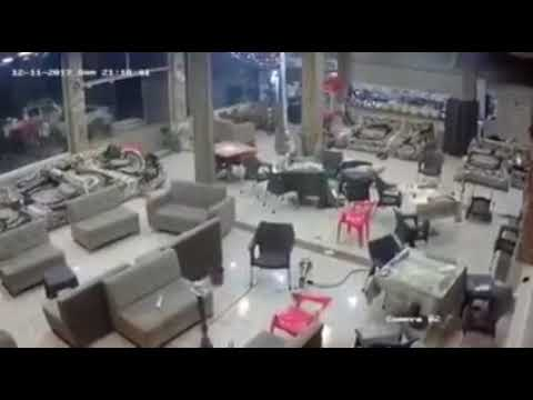 Iran Iraq earthquake 12 november 2017 7.2