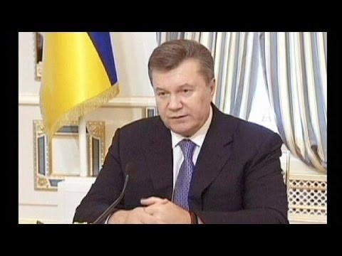 L'Ukraine Tiraillé Entre UE Et Russie