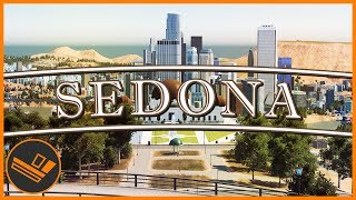 Sedona - Part 76 | MODERN UNIVERSITY (Cities: Skylines)