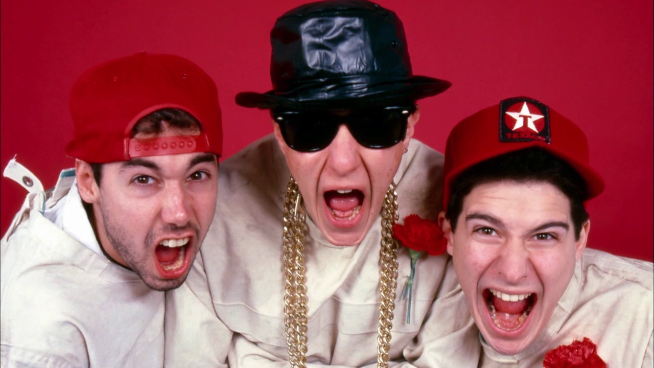 Image result for beastie boys licensed to ill