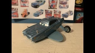 Disney Cars Submarine Finn McMissile Review