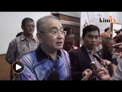 Harapan had wrong data when they prepared alternative budget, says Wee Ka Siong