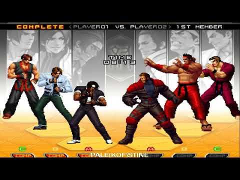 KOF 2002 UM - [TW] Niu Lang VS 巨阙-小I【14•02•2018】