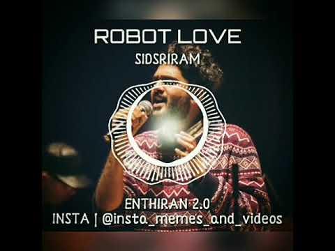 Enthiran logathu sundari song|enthiran 2.0|sidsriram|tamil whatsapp status