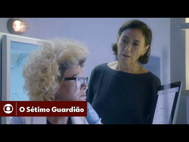 O Sétimo Guardião: capítulo 90, sábado, 23 de fevereiro, na Globo