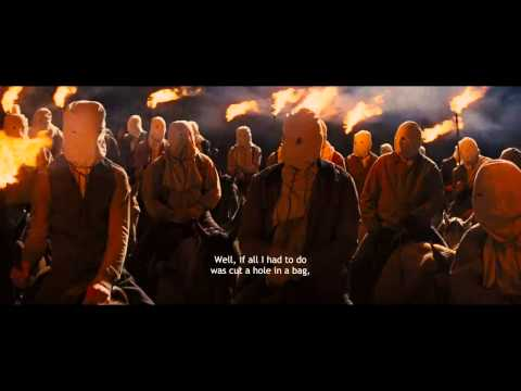 Django Unchained - Funniest Scene - The Raid