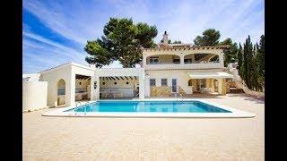 Espagne Villa exceptionnelle à vendre Piscine Des vues sans fin uniques à couper le souffle