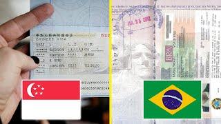 VISA DE TRABAJO: Los 5 Países más fáciles para conseguirla | ISO TOPS
