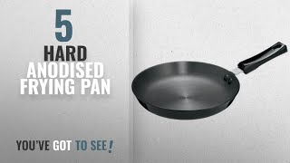 Top 10 Hard Anodised Frying Pan [2018]: Hawkins Futura Hard Anodised Frying Pan, 25cm