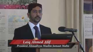 Ahmadiyya Peace Sympoisum 2013