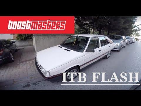 ITB Renault R11 Flash Test VLOG (Kırbaç)