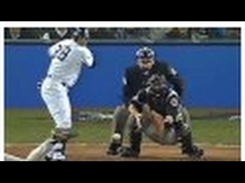 2001 World Series, Game 4: Diamondbacks at Yankees