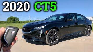 2020 Cadillac CT5 Sport | Cadillac's Best Value Sedan?