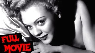 BLONDE ICE // Full Crime Movie // Leslie Brooks & Michael Whalen // English // HD // 720p