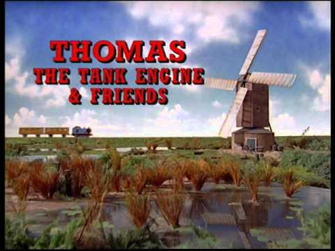 Thomas the Tank Engine - HQ END Theme Tune 1984