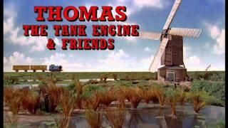 Thomas the Tank Engine - HQ END Theme Tune 1984