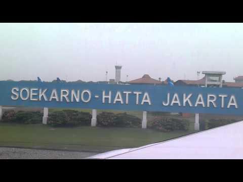Jakarta Soekarno-Hatta International Airport Terminal 2 and 3