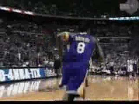 kobe awesome dunks hello