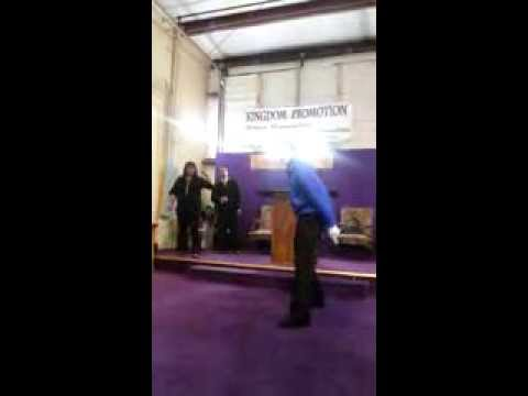 I Am the One by Kurt Carr Mime