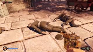 Bioshock Infinite PC Gameplay 2015 - Razer Game Booster - Max Settings 60 FPS HD
