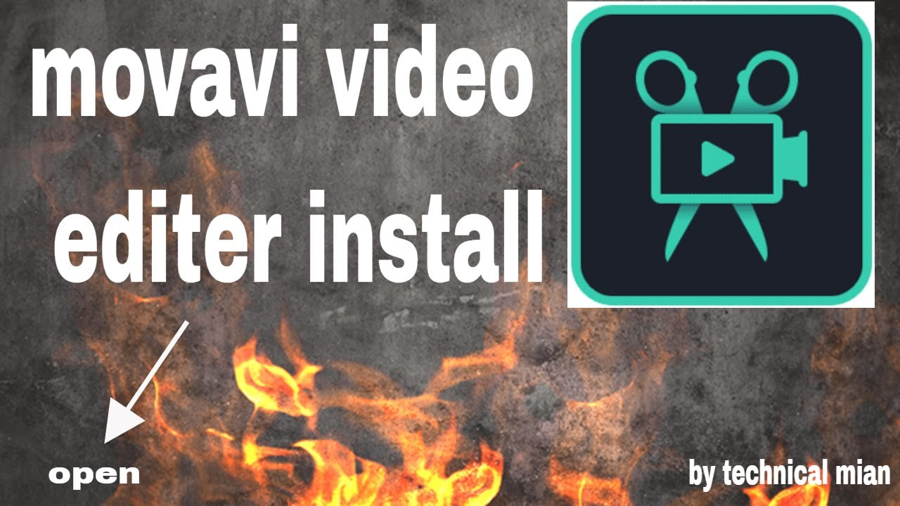 movavi video editor 14 plus