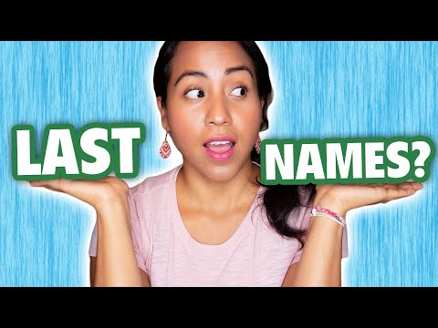 How Do Spanish Surnames Work? | Vlogmas 12