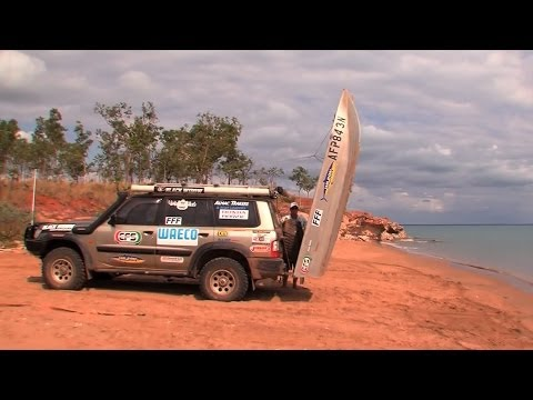 Roof-top Boat Loader: Tip Of The Week ► All 4 Adventure TV