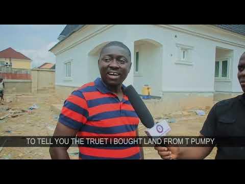 IGBO KWENU watch Mr Emmanuel speaks on T Pumpy and his house in Igbo Language