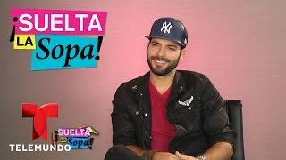 Suelta La Sopa | Adrian Di Monte contesta a quienes lo comparan con William Levy | Entretenimiento