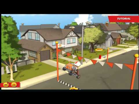 Jogos Episodio 02   Kick Buttowski A Corrida Do S  Culo TRAVEL_VIDEO