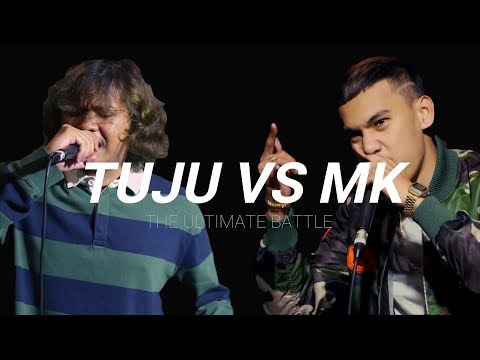 TUJU (K-CLIQUE) Vs MK (K-CLIQUE) | THE ULTIMATE BATTLE