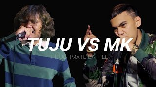 Download TUJU (K-CLIQUE) vs MK (K-CLIQUE) | THE ULTIMATE BATTLE Mp3