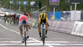 Photo Finish At 2020 Tour of Flanders! Mathieu van der Poel vs Wout van Aert