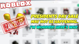 Roblox Presidents Day Sale Was…