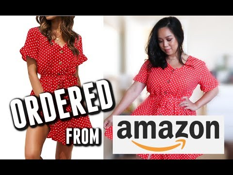 I ordered dresses from Amazon and this happened... - itsjudyslife
