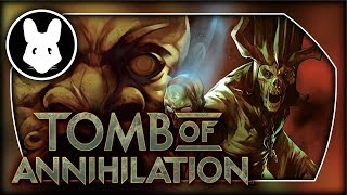 D&D: Tomb of Annihilation (12: Ssso, You Want to Ssspeak With the Oracle?)